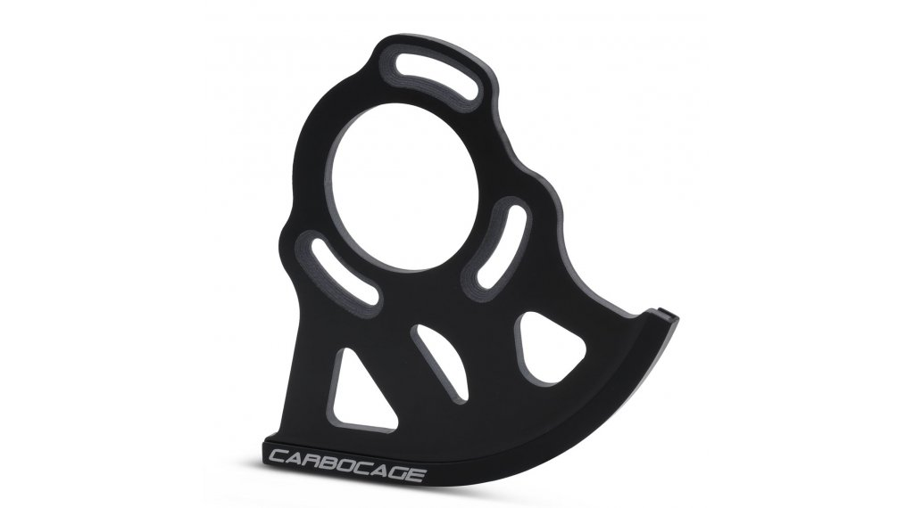 Carbocage Downhill Bashguard ISCG05 38 Zähne black