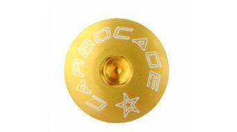 Carbocage Schraubenset für 4x, Freeride und Downhill M6-23mm gold