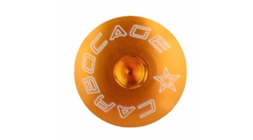 Carbocage Schraubenset für 4x, Freeride und Downhill M6-23mm orange