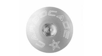 Carbocage Schraubenset fürJedi, Ghost Custom Kettenführung M6-20mm silver