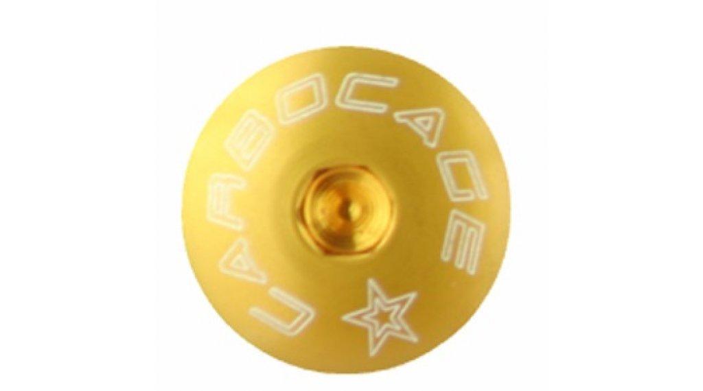 Carbocage X1 Schraubenset M6-20-23mm gold