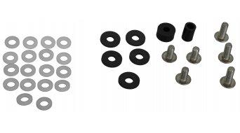 Carbocage 4X Carbon Водач за верига, ISCG05 34-38 зъба, silver