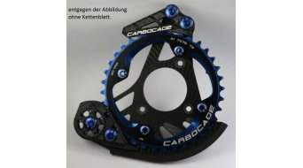 Carbocage DH Demo Carbon guida catena ISCG05 34-36T
