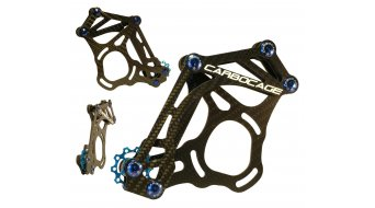 Carbocage FR carbon chain guide 34-38T