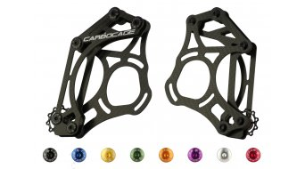 Carbocage Mini Carbon 导链 ISCG05 32-35T black