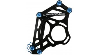 Carbocage FR glass faser chain guide 34-38T