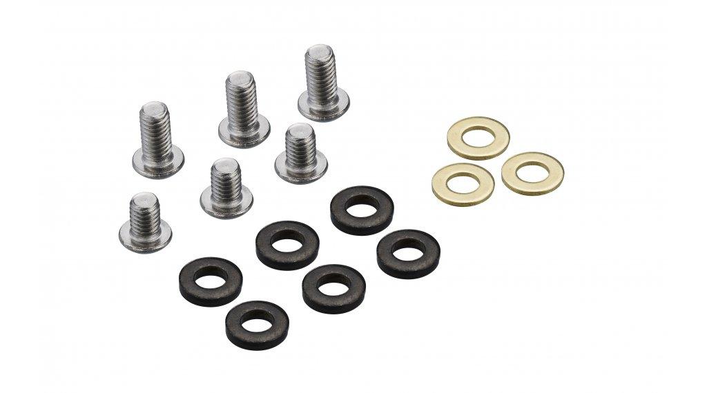 e*thirteen ISCG screws kit 1 speed chain führungen steel Backplate