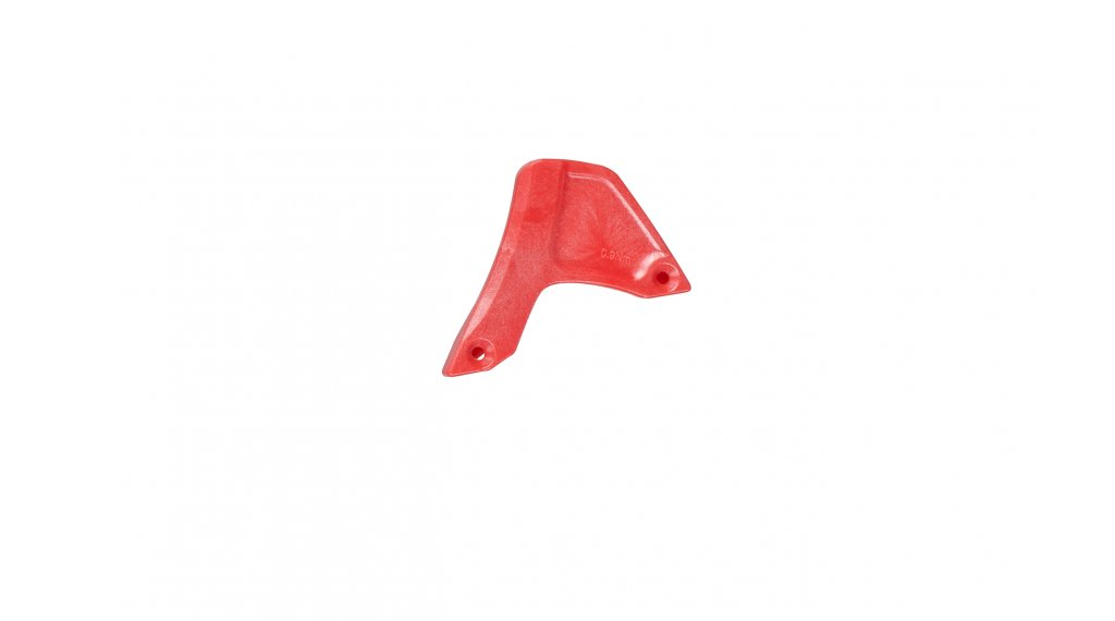 e*thirteen Slider/Wearplate en haut TRS double/TRS+ rouge