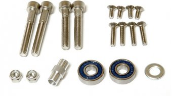 e*thirteen screw set DRS/DSS/DS