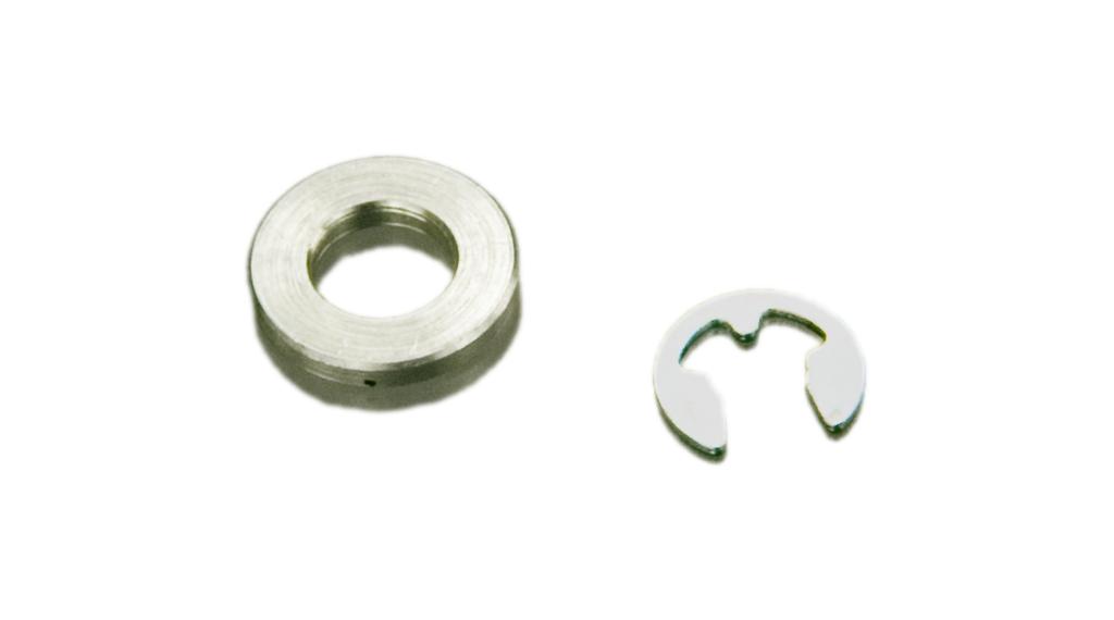 Rohloff Kettenspanner Ersatzteile Scheibe und Sicherungsring
