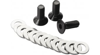 Reverse replacement screws and washer for X1 Chain guide