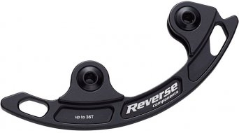 Reverse X1-X11 guida catena 36 denti black