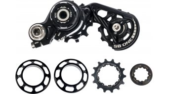 SB One G3C DH chain tensioner set with black