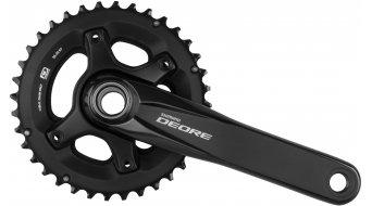Shimano Deore MTB FC-M6000 2x10 crank set black