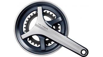 Shimano Metrea FC-U5000 2x11 Курбели комплект, 46/32 зъби сребристо,/черно