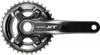 Shimano XT FC-M8000-B2 2x11 Boost crankset 175mm 36-26 tanden 11-speed 51.8mm-CL