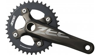 Shimano Zee guarnitura 10 velocità 36T (incl. 68/73mm Hollowtech II movimento centrale ) FC-M640