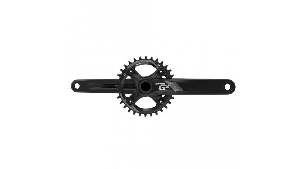 SRAM GX 1000 GXP Boost Kurbelgarnitur 175mm 10/11-fach 32 Zähne 94mm Lochkreis (ohne GXP Innenlager) black