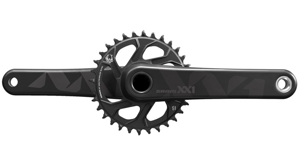 SRAM XX1 Eagle 12-Speed Crankset Direct Mount Boost 32t GXP 175mm Black New!