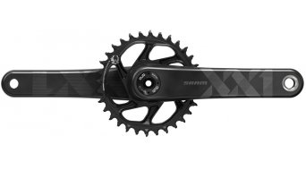 SRAM XX1 Eagle Fat4 DUB guarnitura Fat bike 12 velocità 30 Zähne DirectMount (senza DUB movimento centrale ) nero