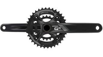 SRAM GX 1000 2.2 BB30 crankset 10-speed Zähne 64/104mm steek(BCD) (zonder BB30 trapaslager(s) ) black