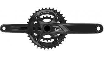 SRAM GX 1000 2.2 BB30 guarnitura 10 velocità 64/104mm giro vitiis (senza BB30 movimento centrale ) black