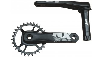 SRAM NX Eagle DUB 1x12 crank set Direct Mount 32 68-73mm (without DUB bottom bracket ) black 2019