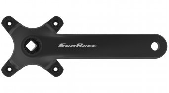 Sunrace MX Kurbelarmsatz ohne Kettenblatt für 11-/12-fach