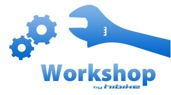 HIBIKE Workshop- cura & prodotto per la cura da Bremsanlagen