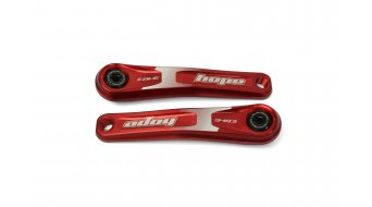 Hope E-Bike Kurbelarme 165mm red