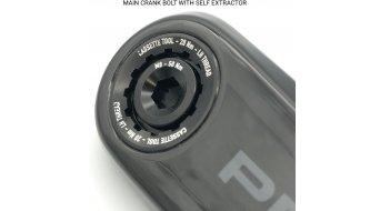 Praxis Works eCrank Carbon guarnitura M30 170mm per Specialized SL1.1 Road (senza movimento centrale/senza corona catena )