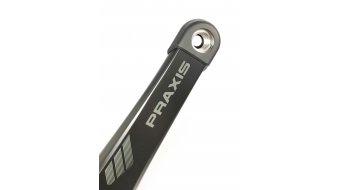 Praxis Works eCrank Carbon guarnitura M24-ISIS 165mm per Brose/Fazua (senza movimento centrale/senza corona catena )