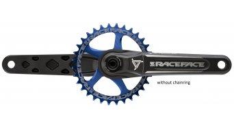 Race Face Turbine Cinch 30mm juego de bielas (sin. rodamiento/casquillo pedalier) negro Mod. 2017