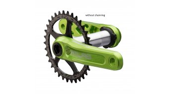 Race Face Atlas Cinch 30mm Kurbelkit 165mm 68/73mm (ohne Innenlager) green