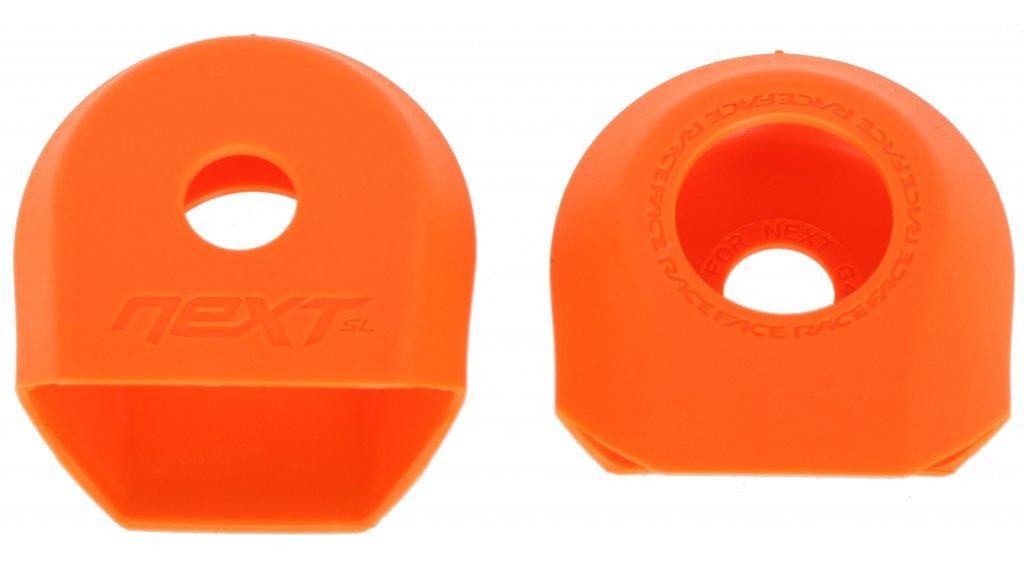 Race Face Next G4 Crank Boot orange