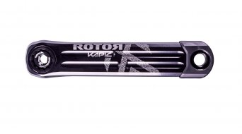 rotor KAPIC MTB pedaalarm(en) zwart