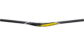 Azonic Flow FAT 35 Lenker 34.9x785mm 18mm-Rise black/yellow