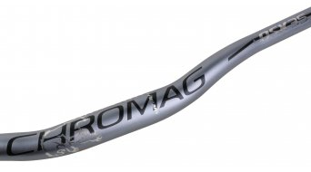 Chromag Fubars OSX 35 Lenker 35.0x800mm 25mm Rise gray/chrome