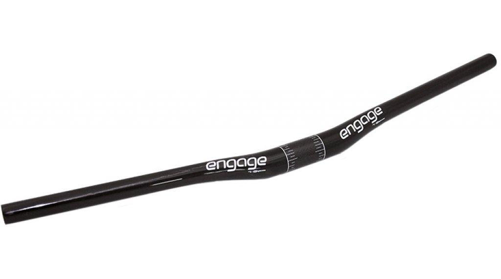 Engage MB-6R Riser Carbon MTB-Lenker 31.8x640mm 18mm-Rise ud finish