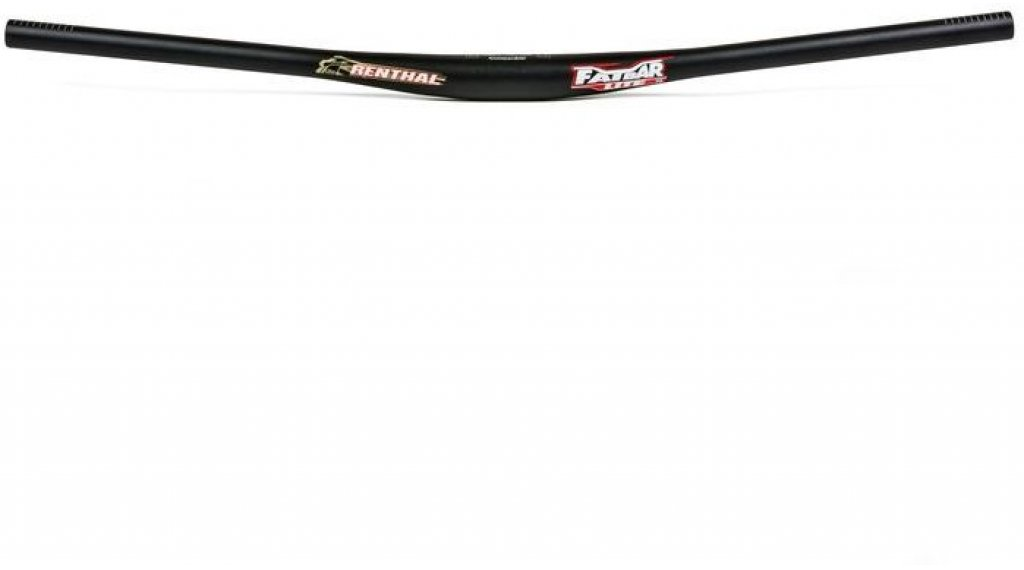 Renthal Fatbar Lite 35mm Riser Lenker 35.0x760mm 10mm-Rise black
