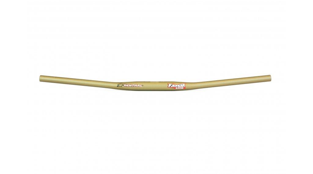 Renthal V2 Fatbar Lite Zero Lenker 31.8x780mm 0mm-Rise gold