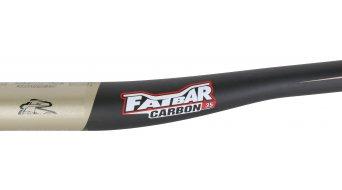 Renthal Fatbar Carbon 35mm Riser Lenker 35.0x800mm 10mm-Rise carbon/gold