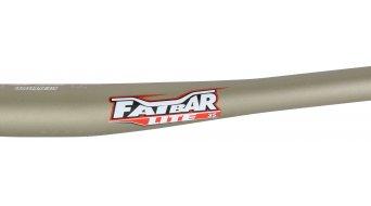 Renthal Fatbar Lite 35mm Riser Lenker 35.0x760mm 10mm-Rise gold