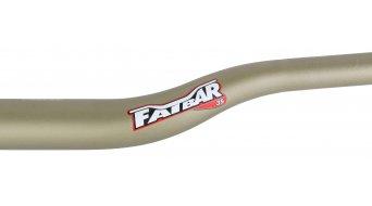 Renthal Fatbar 35mm Riser Lenker 35.0x800mm 30mm-Rise gold