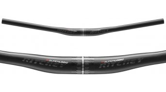 Ritchey Superlogic Carbon UD Low Rizer manubrio 31.8x660mm 15mm-rise carbonio