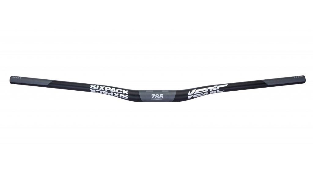Sixpack Vertic Carbon MTB-Lenker 31.8x785mm 20mm Rise black/chrome