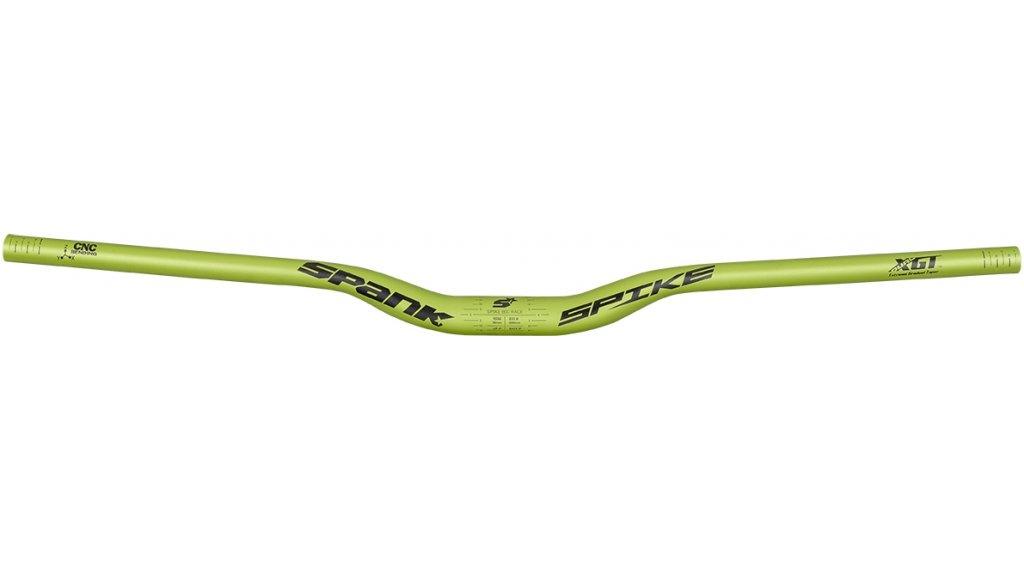 Spank Spike 800 Race Lenker 31.8x800mm Rise 30mm green