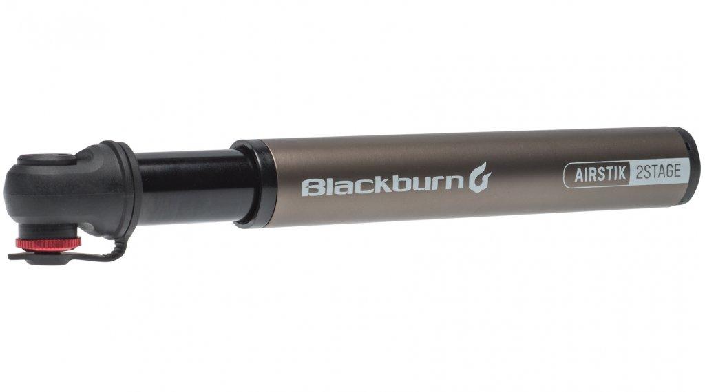 Blackburn AirStik 2Stage Minipumpe grey