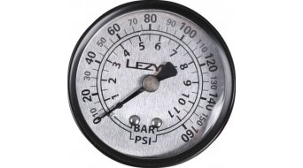 Lezyne replacement pressure gauge for Travel floor pump n 160psi silver