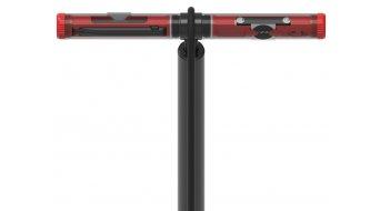 Lezyne Shop Fllor Drive állópumpa pumpa kerékpárpumpa fekete